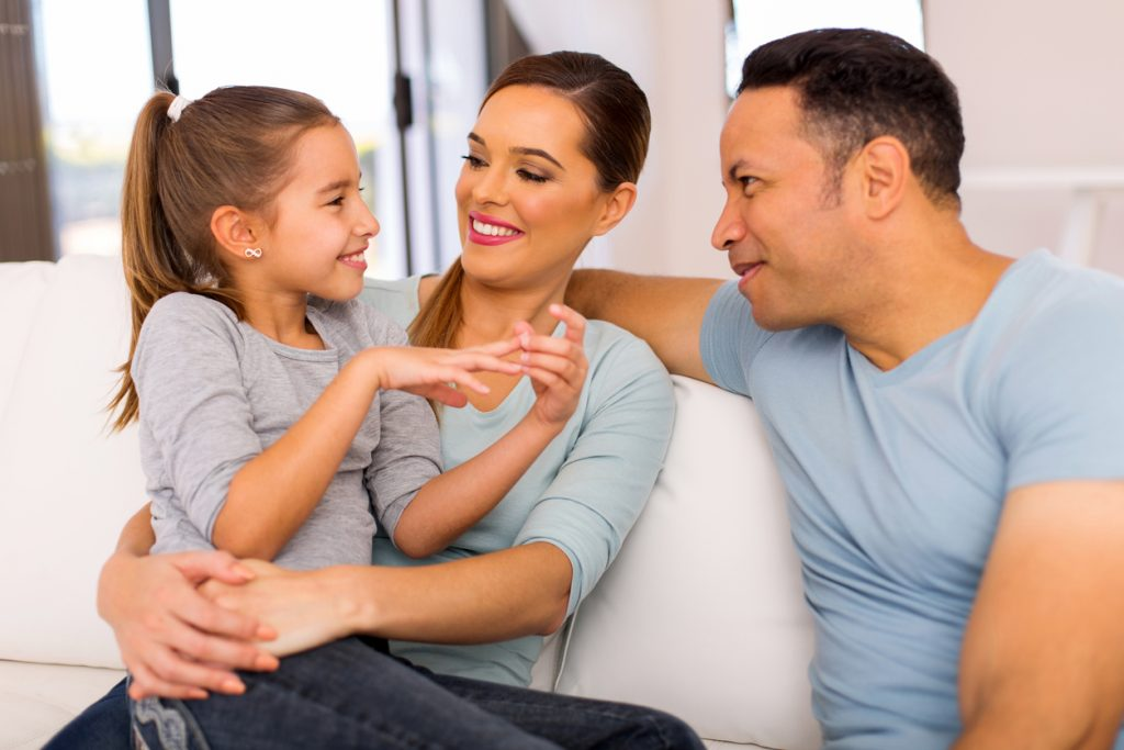 how to be raising an emotionally intelligent child