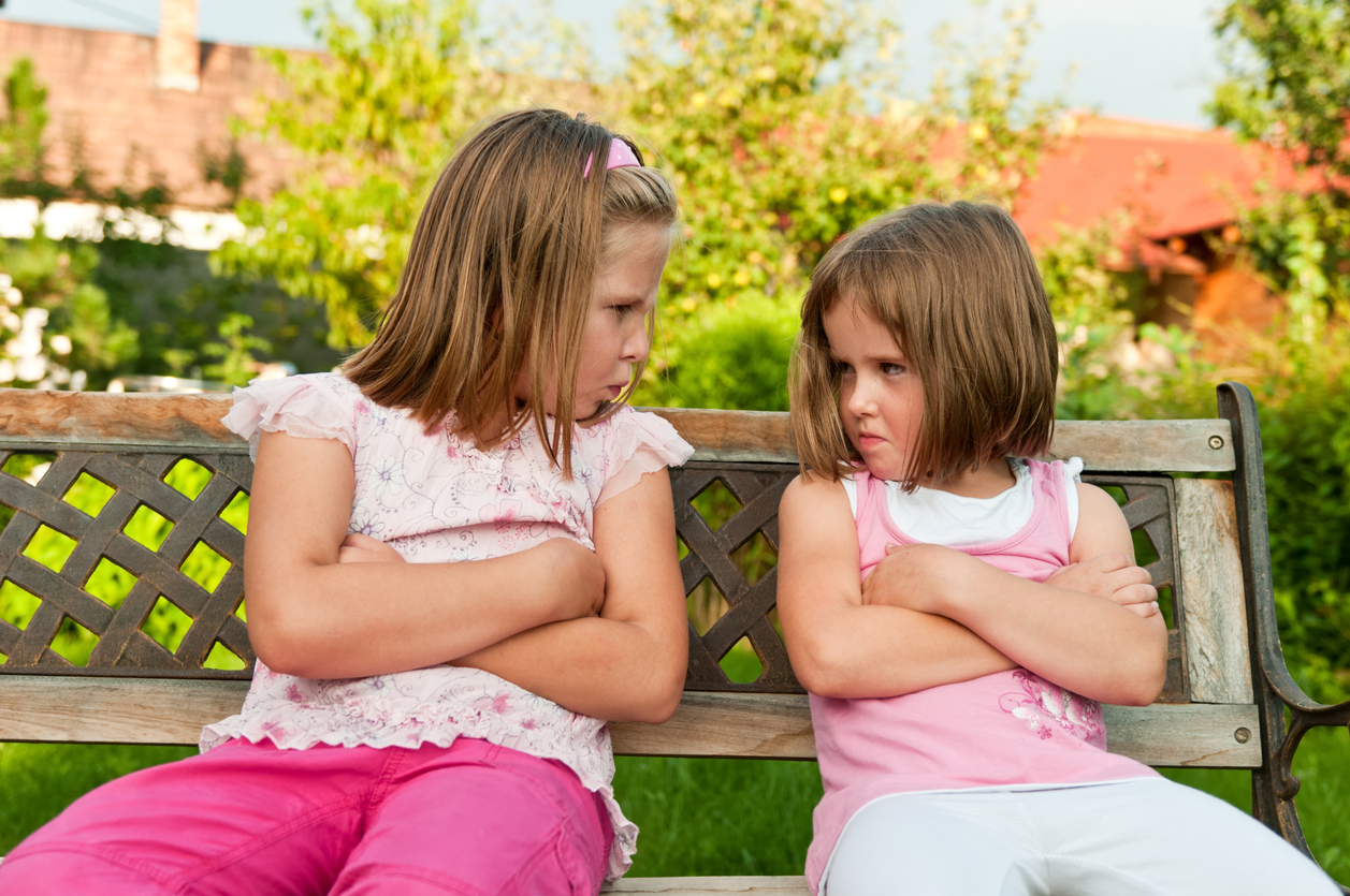 What Happens If You Don't Force Your Kids To Share?