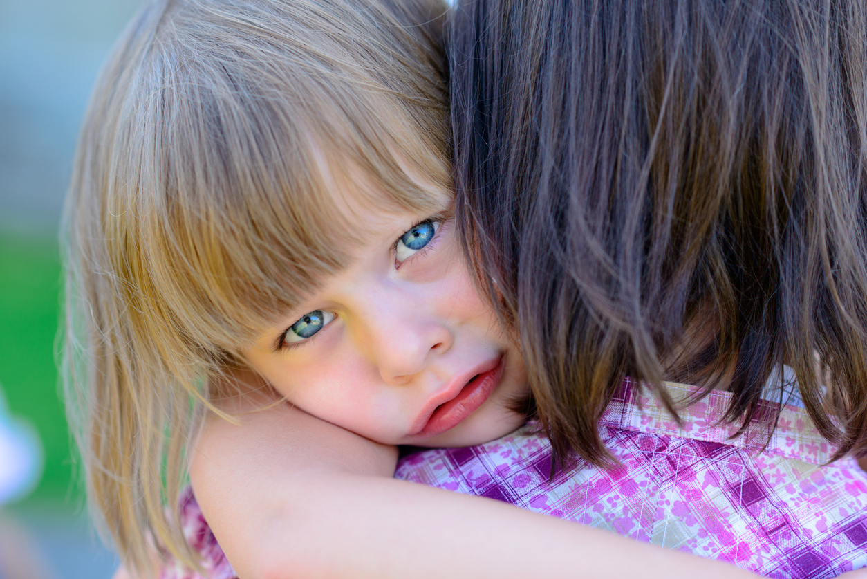 How To Calm An Overstimulated Child When Words Won't Work