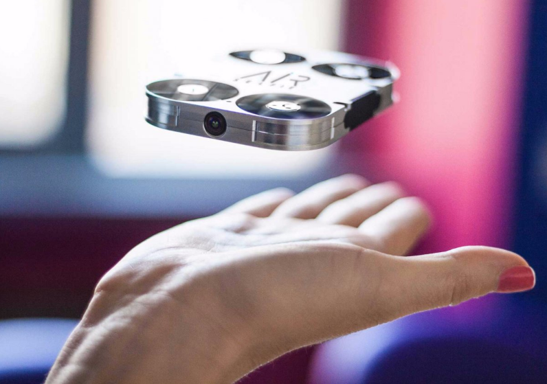 The Selfie Drones Are Coming!