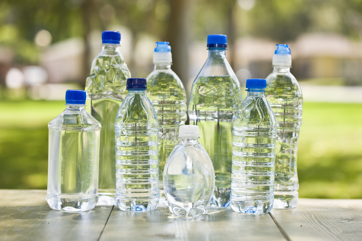 What's The Deal With BPA?  Are Plastic Bottles Safe?