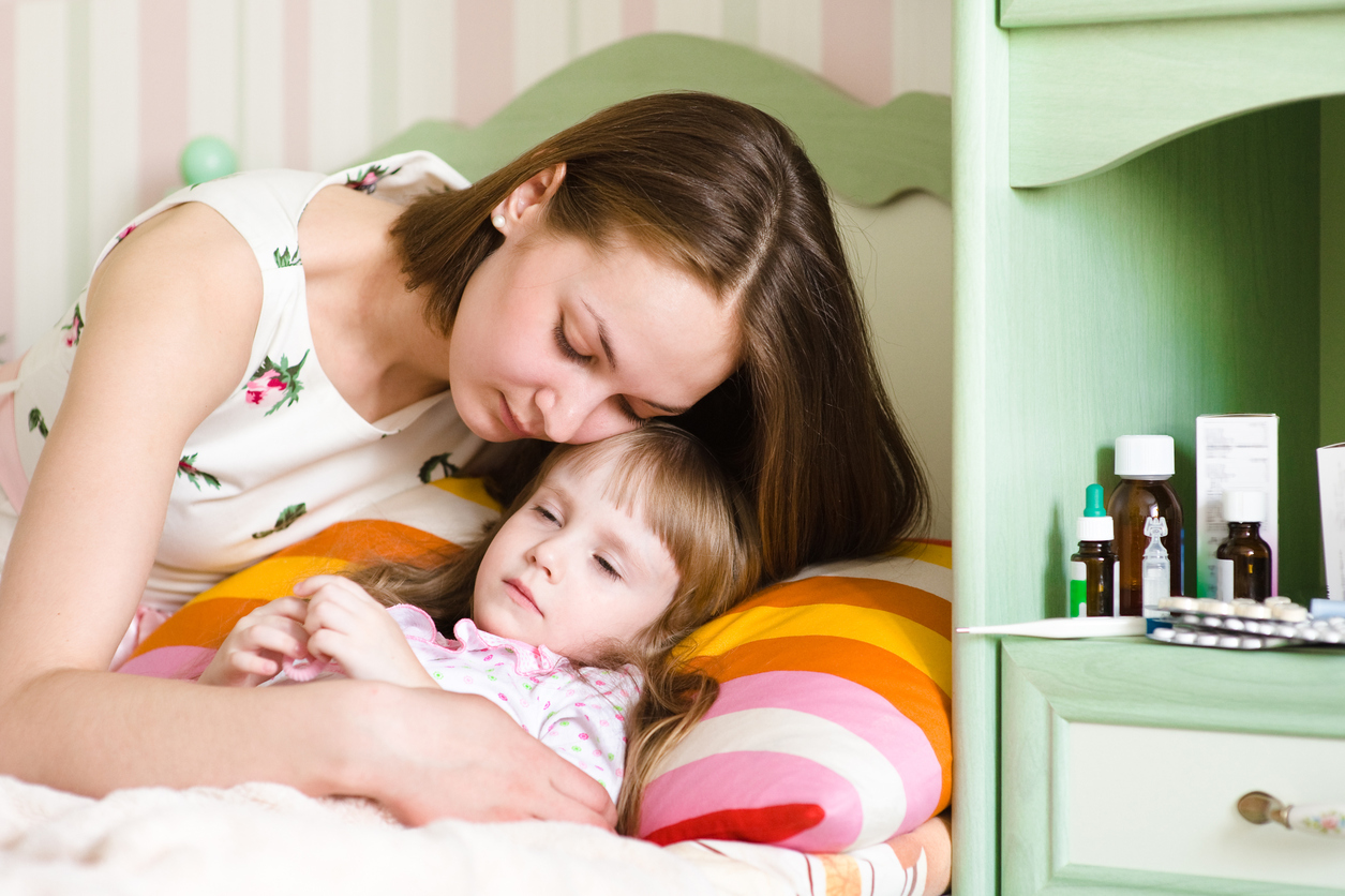 What To Do When Your Child Is Vomiting