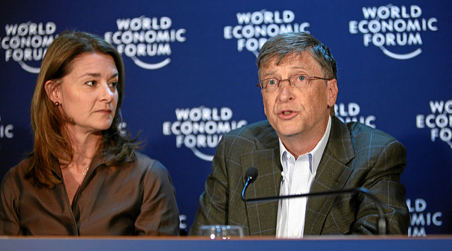 Bill and Melinda Gates – Can Private Funds Fix Public Education?