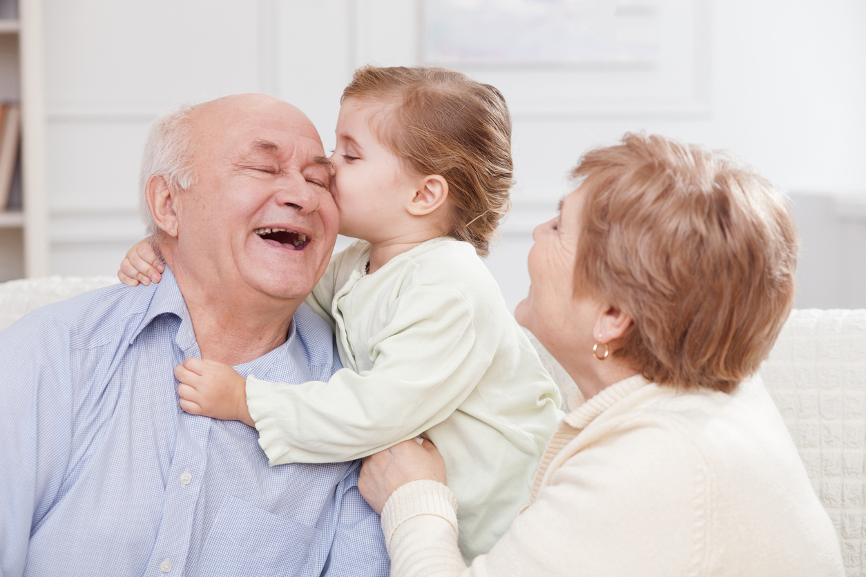 Dealing With Permissive Grandparents