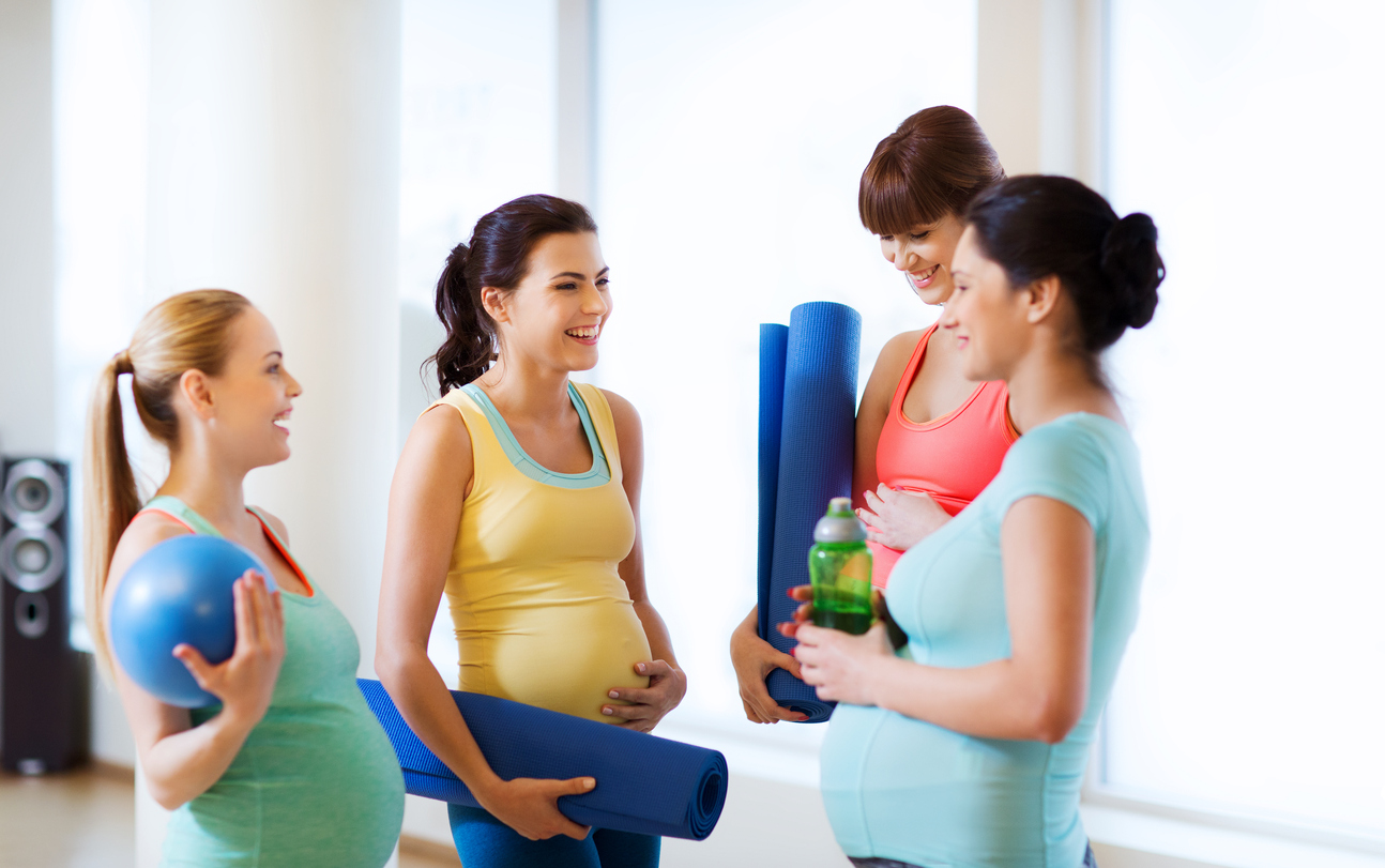 Should I Exercise When Pregnant?