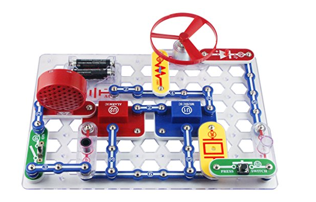 Snap Circuits – Electronics Discovery Kit
