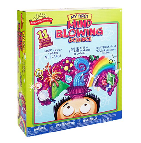 Scientific Explorer-My First Mind Blowing Science Kit