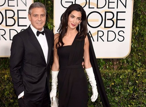 George and Amal Clooney Are Having Twins!