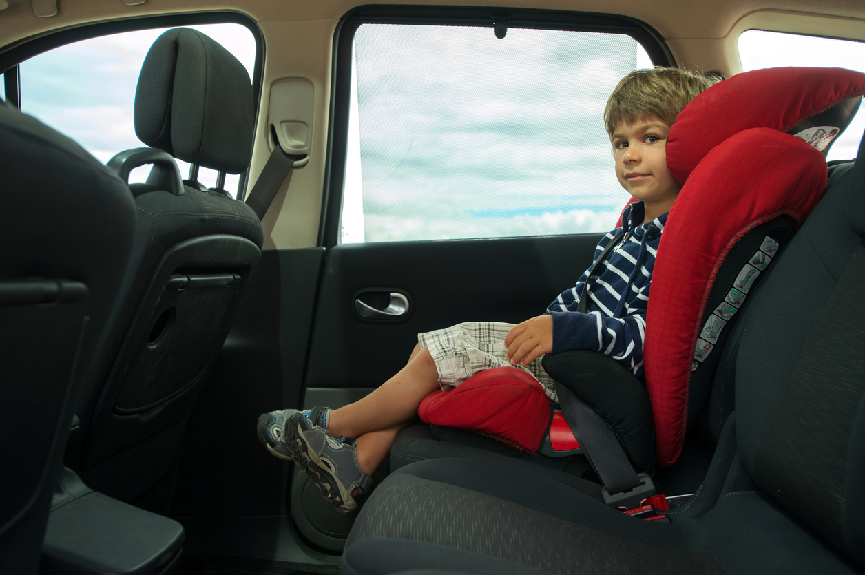 Is My Child Ready For A Booster Seat?