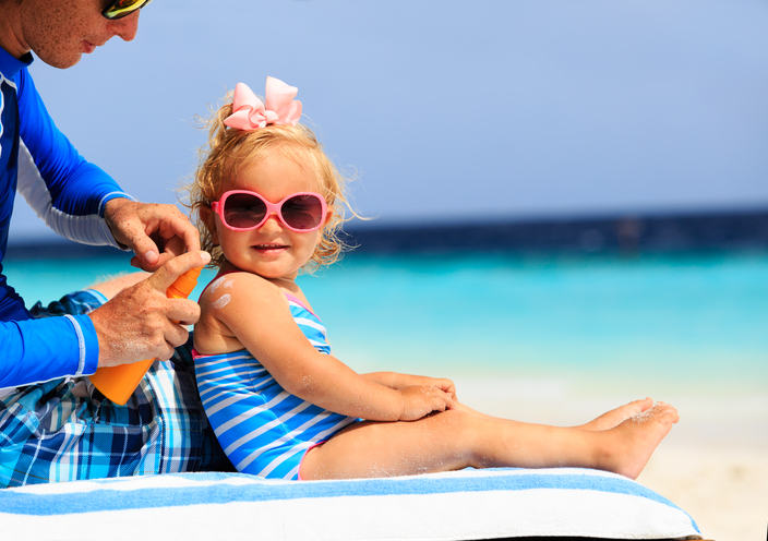 safest sunscreen for children