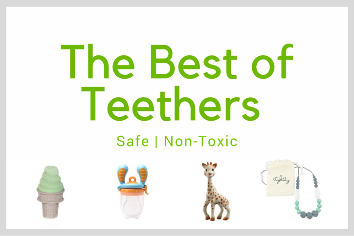 Best Teething Toys And Teethers