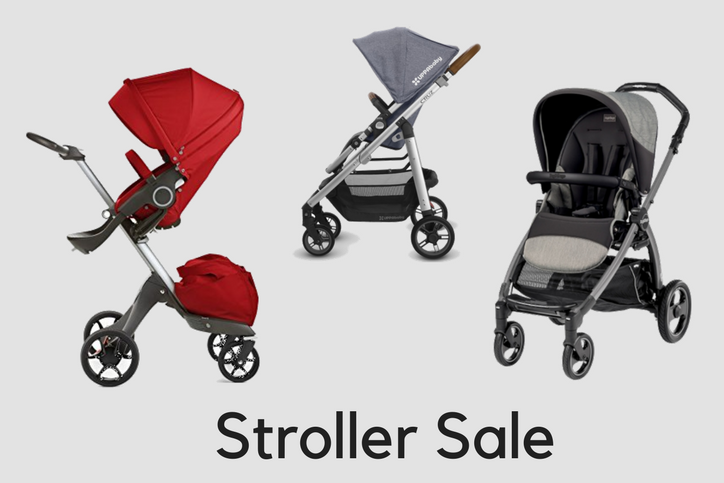 Hot Stroller Deals! For A Limited Time Only