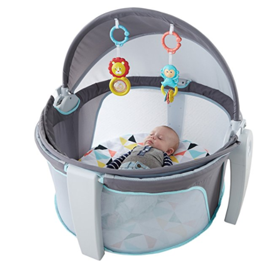 On-The-Go Baby Dome: Nap and Play Anywhere!