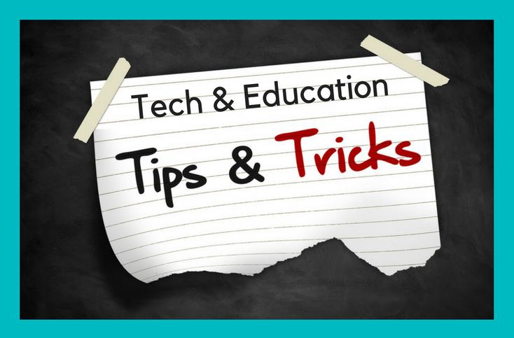 Mom Hacks: Tech and Education Shortcuts