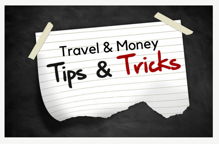 Mom Hacks: Travel and Money Shortcuts