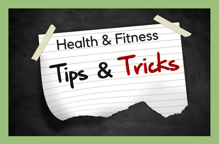 Mom Hacks: Health and Fitness Shortcuts