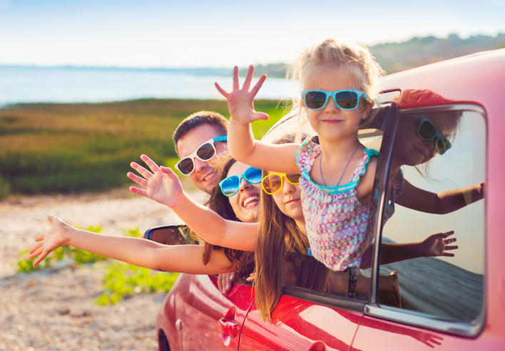 Why Taking A Family Vacation Is Super Important