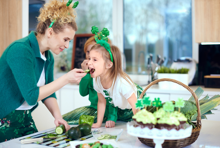 Best of Parenting Blogs: St. Patrick's Day!