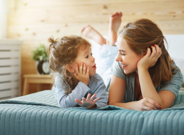 55 positive things to say to your child