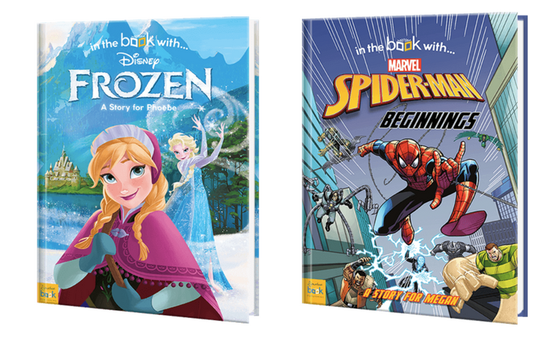 personalized books make your child the star of the story beenke