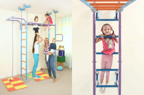 The Best Kids Home Gym Your Little Monkeys Will Love!
