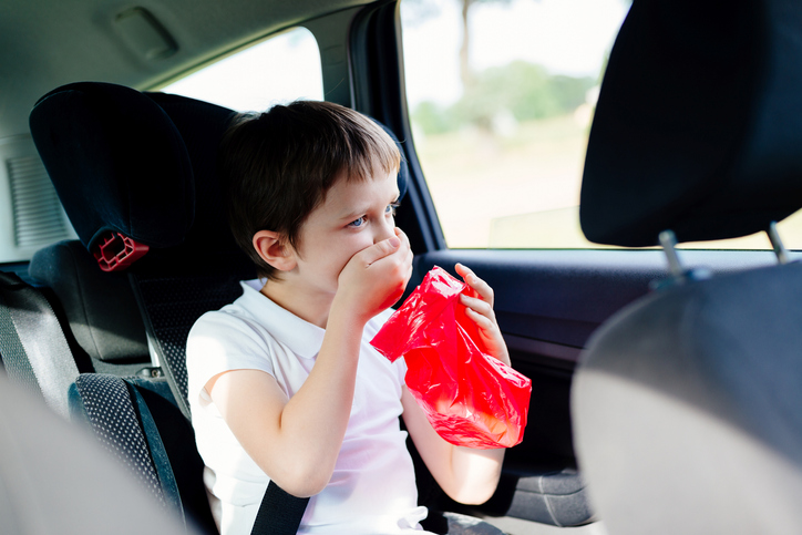 Motion Sickness In Children: Everything You Need To Know