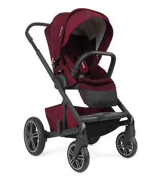 The 2018 Nuna Mixx2 Three Mode Stroller