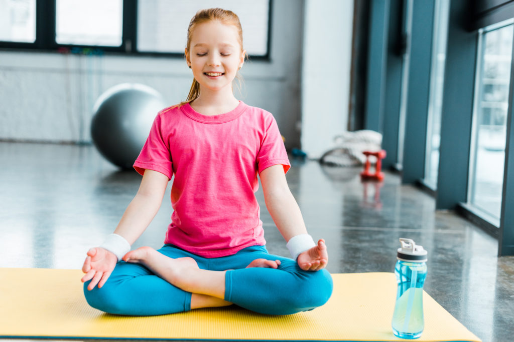 Bring Calm To Chaos 6 Simple Mindfulness Exercises For Kids Beenke
