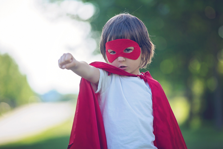 The Secret To Raising A Confident Child