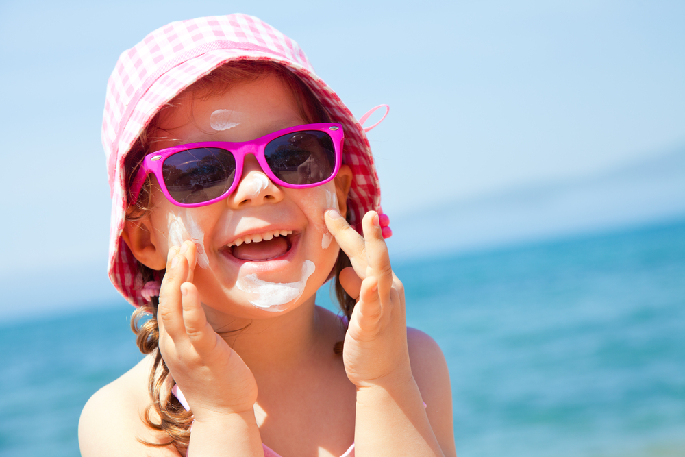 How Can I Choose The Safest Sunscreen For Children?