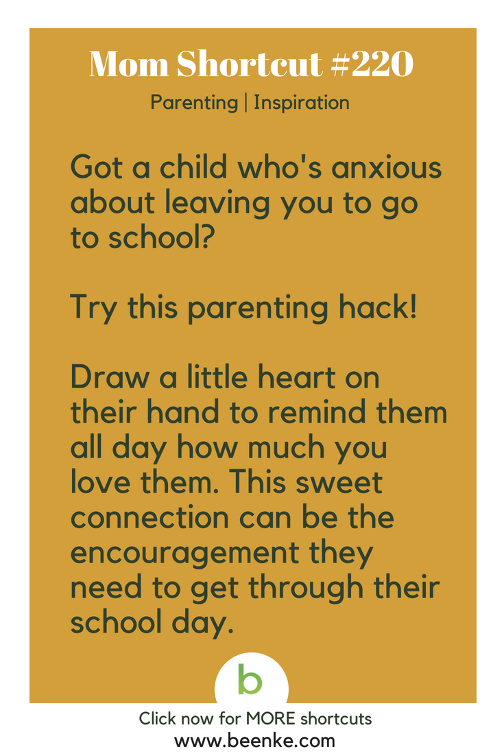 parenting hack