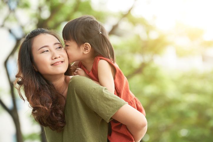 The 10 Principles Of Positive Parenting
