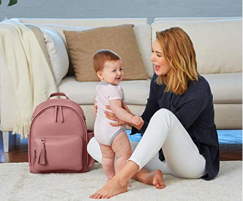 Stylish Diaper Bags You'll Actually Want To Carry