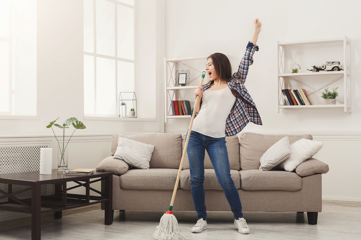 Popular Cleaning Hacks That Get The Job Done!