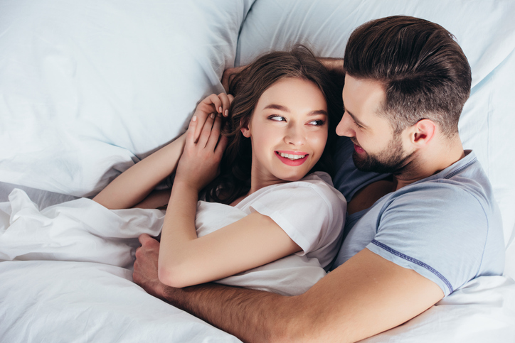 Happy Marriage: 10 Sexy Secrets To Keep Passion Strong