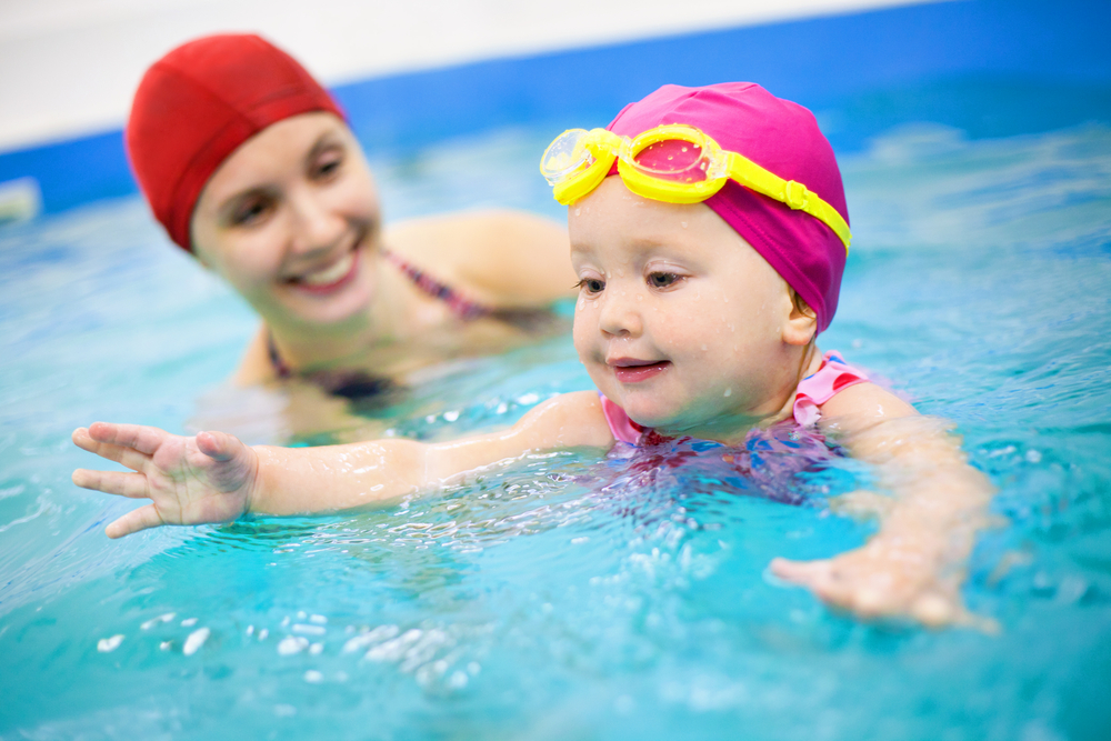 make pool area safer for kids