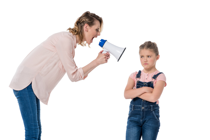21 Ways To Stop Yelling At Kids