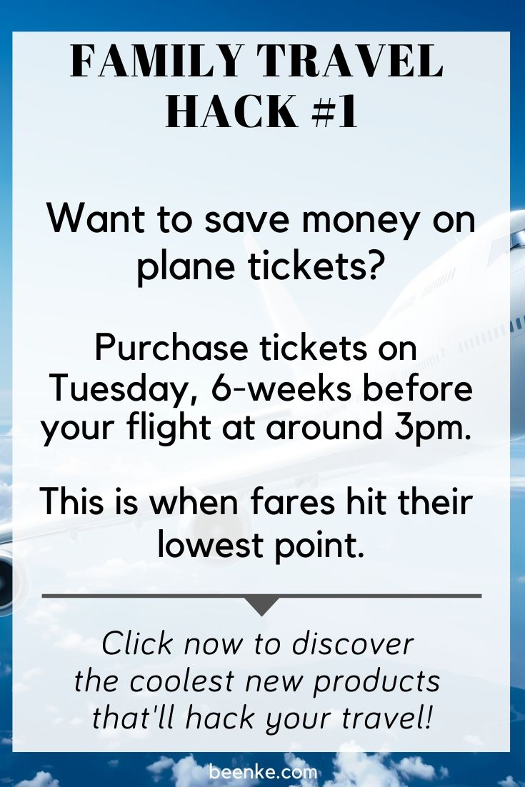 how to buy cheaper plane tickets
