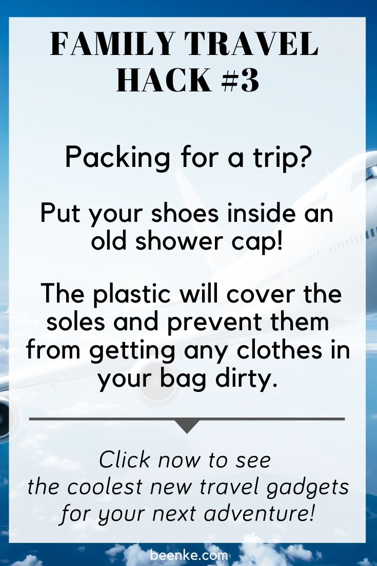 how to pack shoes the right way