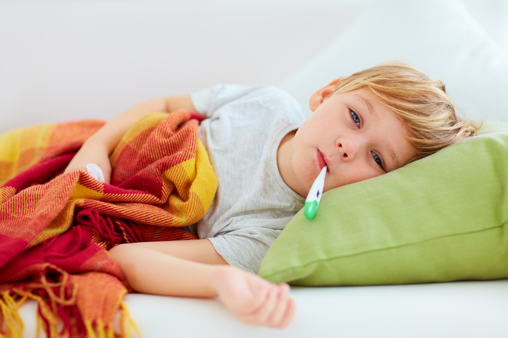 My Child Has A Fever: Home Remedies That Work!