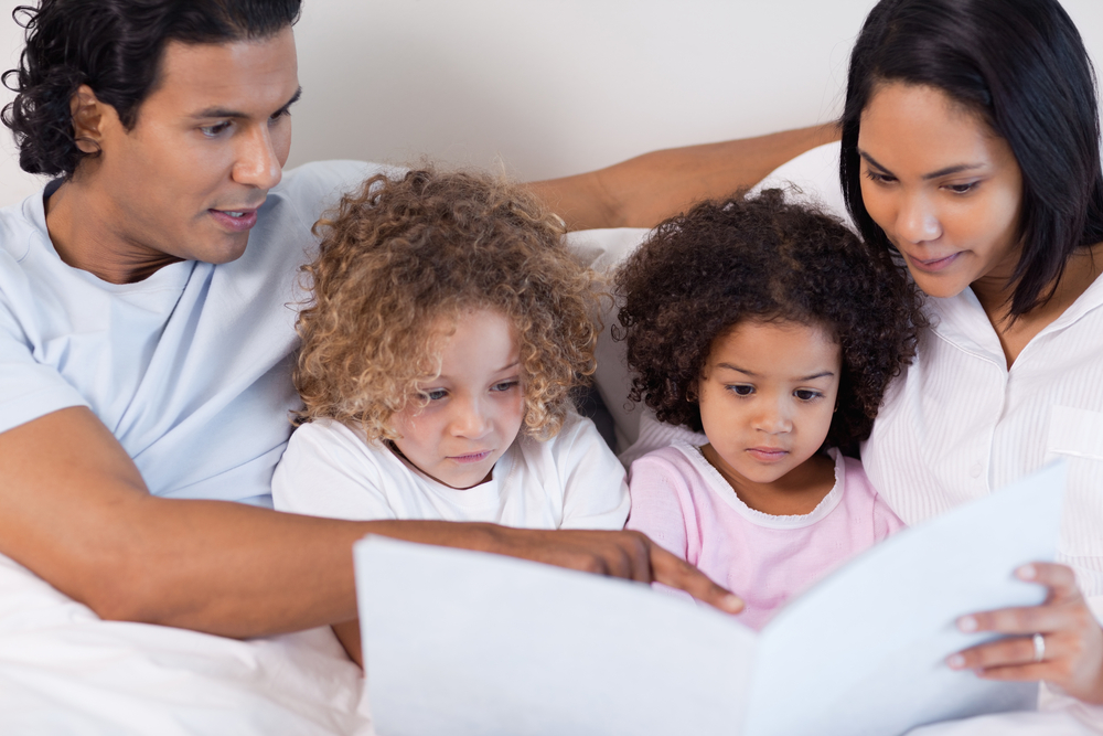 Why Bedtime Stories Are A More Powerful Family Ritual Than You Think